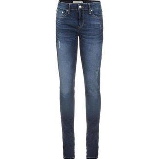 Calça Jeans Levis 711 Skinny Feminina 489789576ca