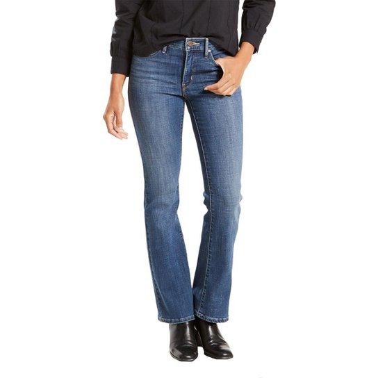 Calça Jeans Levis Women 315 Shaping Bootcut - Compre Agora  3a90b07ccf6