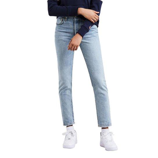 add88e933f555 Calça Jeans Levis Women 501 Skinny - Compre Agora