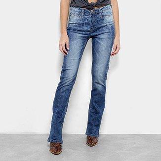f04a607283452 Calça Jeans Carmim Wessex Bootcut Feminina