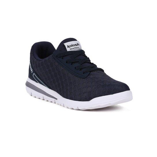 245551a86c Tênis Casual Feminino - Azul - Compre Agora