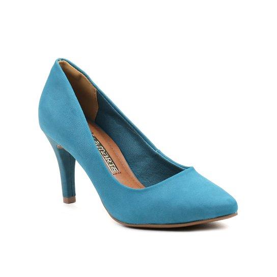 55675850c Sapato de Salto Feminino Via Marte Verde - Compre Agora | Zattini