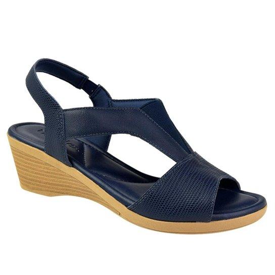 f3c79a6af4 Sandália Usaflex Elástico Comfort Feminina - Compre Agora