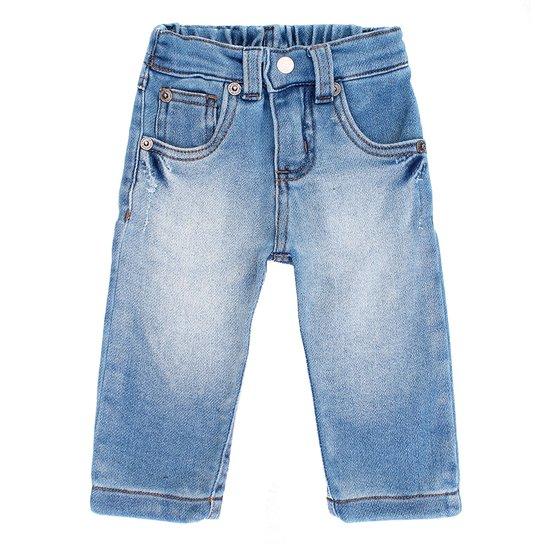 Calça Jeans Moletinho - Compre Agora  d4dfa442fb1