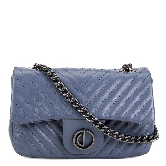 fc3793764 Bolsa Couro Dumond Mini Bag Matelassê Feminina | Zattini