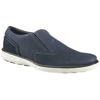 18f5e7a19 Sapato Casual Couro Pegada Pull Up Masculino