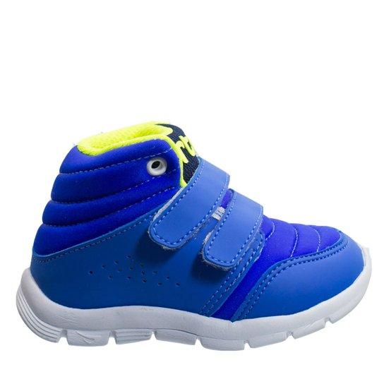 d73d32ddbf0 Tênis Infantil Ortopé EVA Baby - Azul - Compre Agora