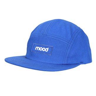 55dd52864bf77 Boné Mood Aba Reta Logotipo 1 Masculino