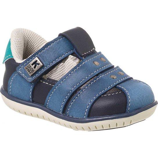 c6d520562 Sapato Bebê Masculino Klin Cravinho Casual Assandalhado - Compre ...
