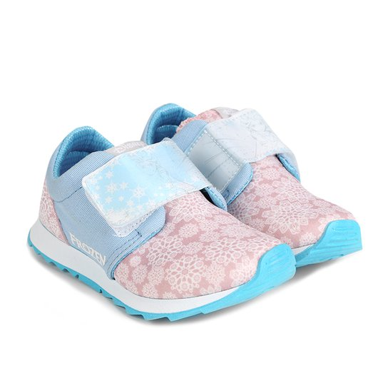 Tênis Diversão Frozen Jogging - Compre Agora  6492b518c2670