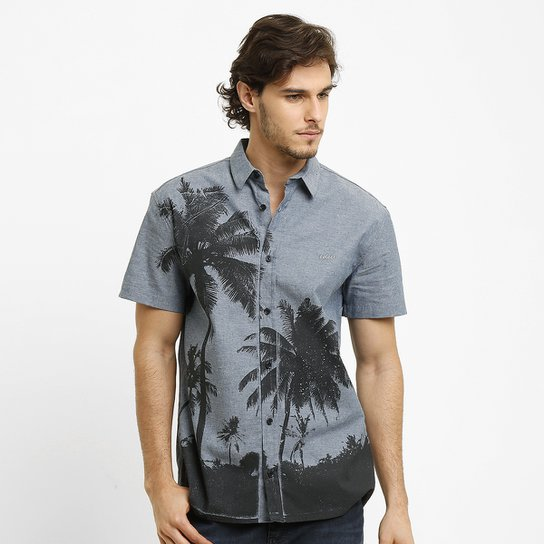 9982b17d5 Camisa Colcci Estampada - Compre Agora | Zattini