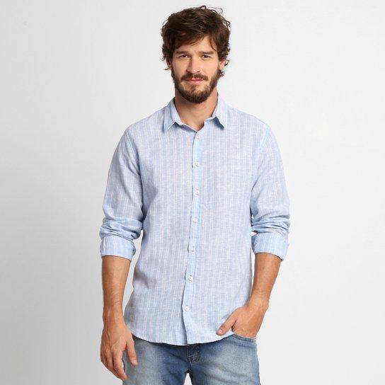 6904bd5b6 Camisa Colcci Listras - Compre Agora | Zattini