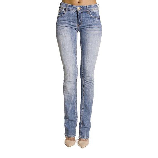 e37fa0cc4 Calça Jeans Fatima Reta Extreme Power Colcci - Azul | Zattini