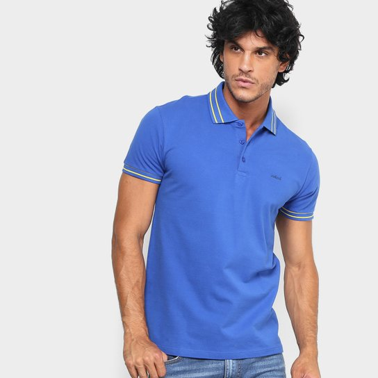 Camisa Polo Colcci Piquet Elastano Masculina - Compre Agora  dbf064dd36e8b