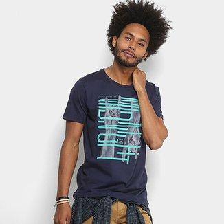 Camiseta Colcci Estampada Masculina ca4a9e4aca5cc