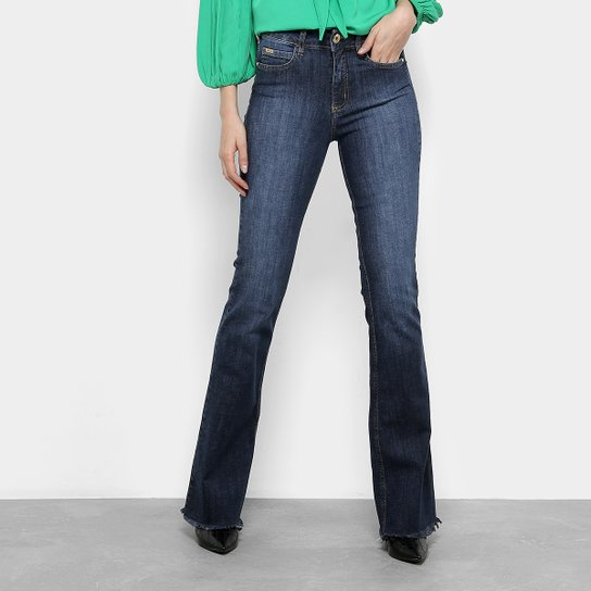 d87c337d2 Calça Jeans Flare Colcci Cintura Média Feminina - Compre Agora | Zattini