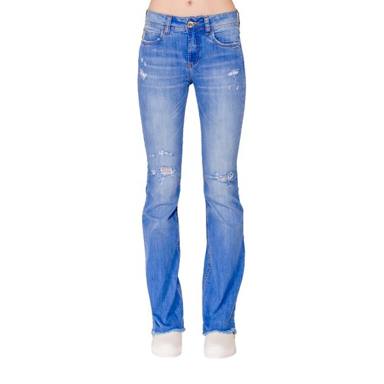 27dacede5 Calça Jeans Flare Cory Colcci - Azul - Compre Agora | Zattini