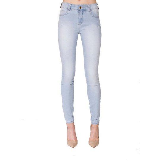 e436bb2a9 Calça Jeans Fátima Skinny Colcci - Azul - Compre Agora | Zattini