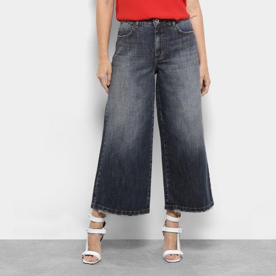9e5f32941 Calça Jeans Flare Pantacourt Colcci Feminina - Compre Agora | Zattini
