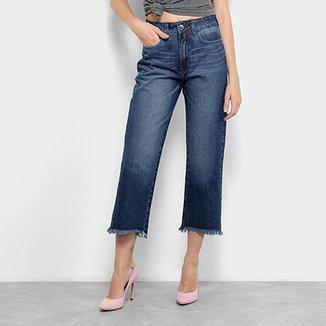 b0c599c6d Calça Jeans Colcci Cintura Alta Feminino