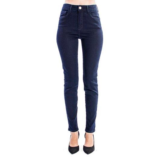 Calça Jeans Skinny Marisa Forum Feminina - Azul - Compre Agora  b530189090b