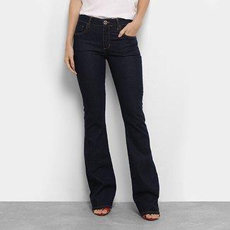 Calça Jeans Forum Flare Feminina 8254b552f7639