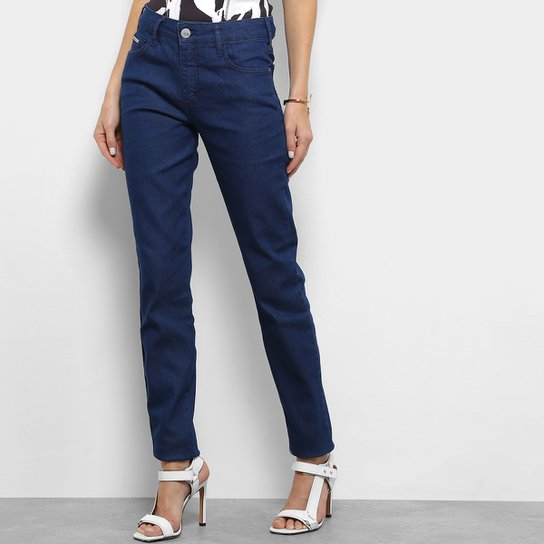 Calça Jeans Forum Skinny Marisa Feminina - Azul - Compre Agora  0fe30cd6c75