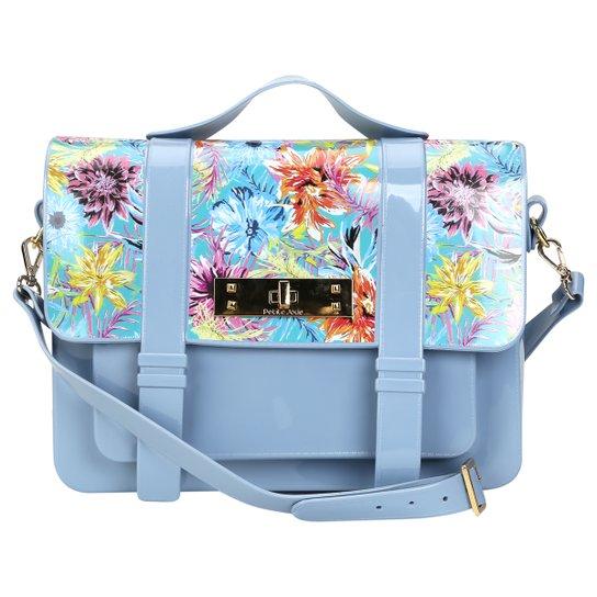 4387111715 Bolsa Petite Jolie Satchel Floral - Compre Agora