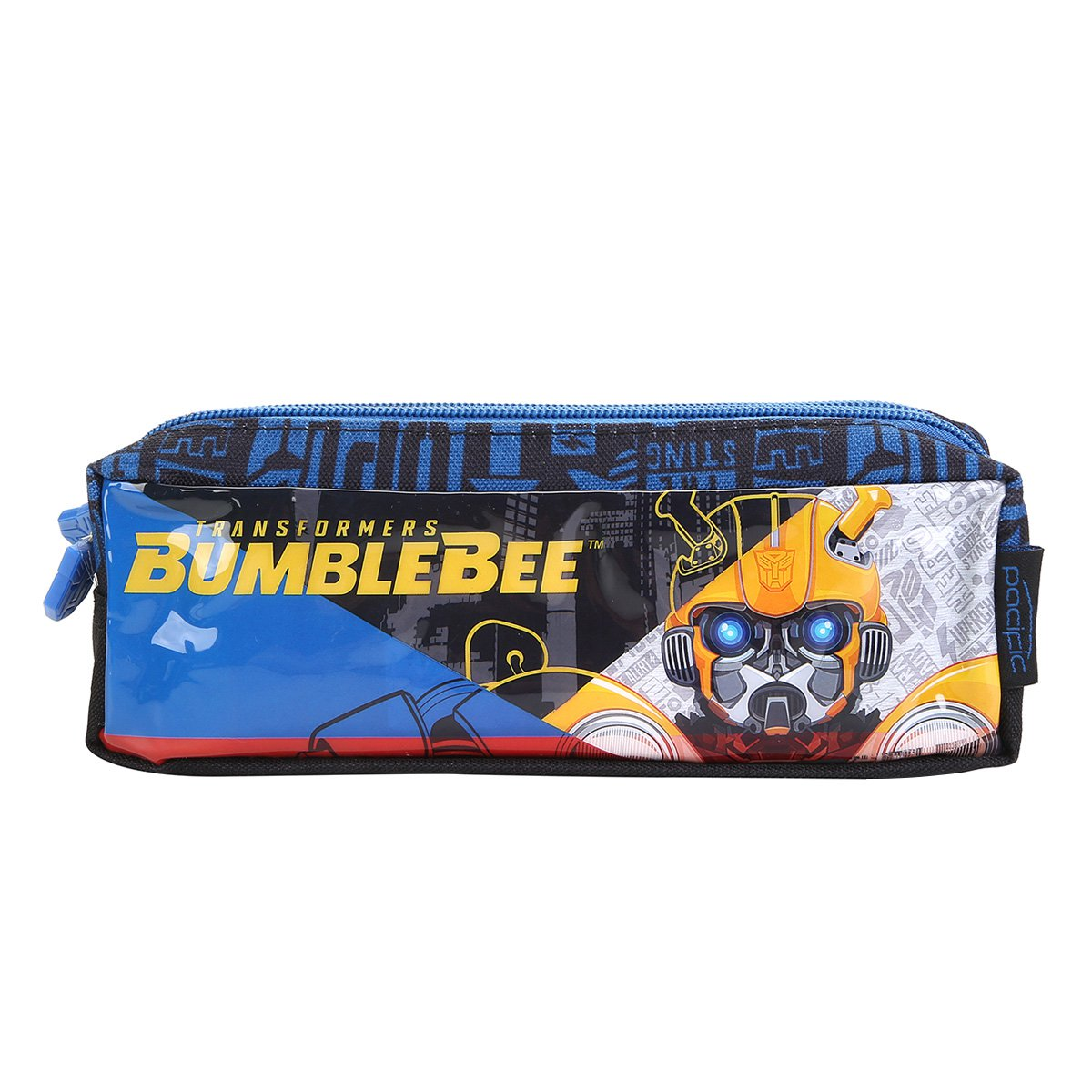 Estojo Escolar Transformers Pacific-933W17