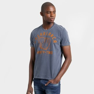 a7551b5a2a Camiseta Ellus Vintage Casablanca
