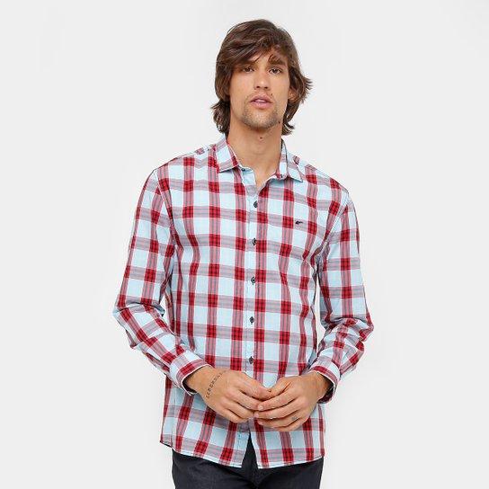 Camisa Xadrez Ellus Quadriculada Masculina - Compre Agora  d27a52bea45