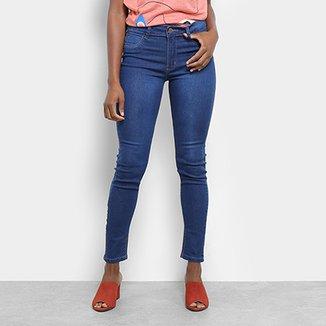 6595d66f8 Calça Jeans Sawary Cigarrete Feminina