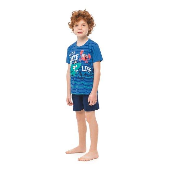efea8a094 Pijama masculino infantil Malwee Liberta - Compre Agora