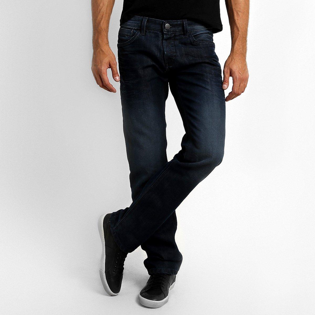 Calça Jeans Mandi Lavada Slim