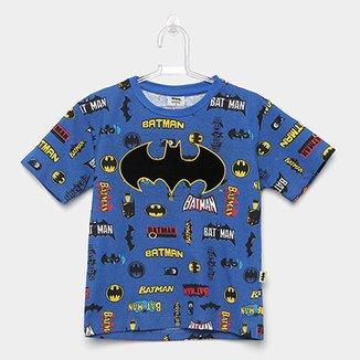 89d37271ce Camiseta Infantil Fakini Batman Masculina
