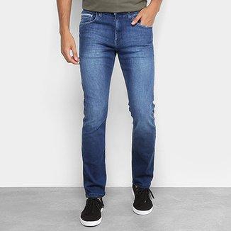 04ddbccc3 Calça Jeans Slim Replay Ronas Masculina