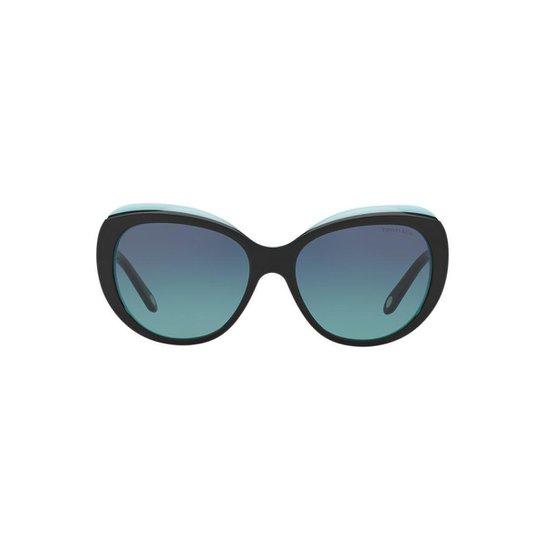 Óculos de Sol Tiffany   Co. Irregular TF4122 Feminino - Compre Agora ... 9d9acca29d