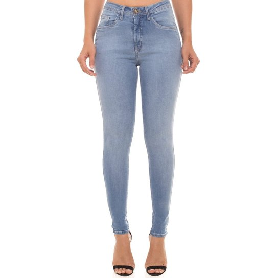Calça Jeans Mid Rise Skinny Z-32 Feminina - Compre Agora  7f43b4edf3a