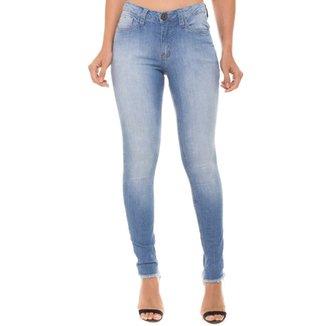 Calça Jeans Cigarrete Z-32 Skinny Feminina cc1501f5e37