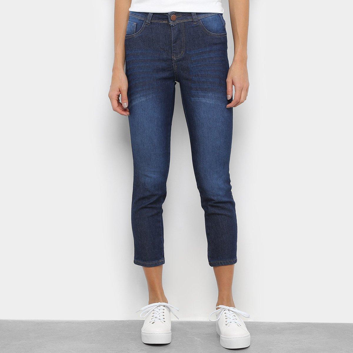 Calça Jeans Cigarrete Feminina
