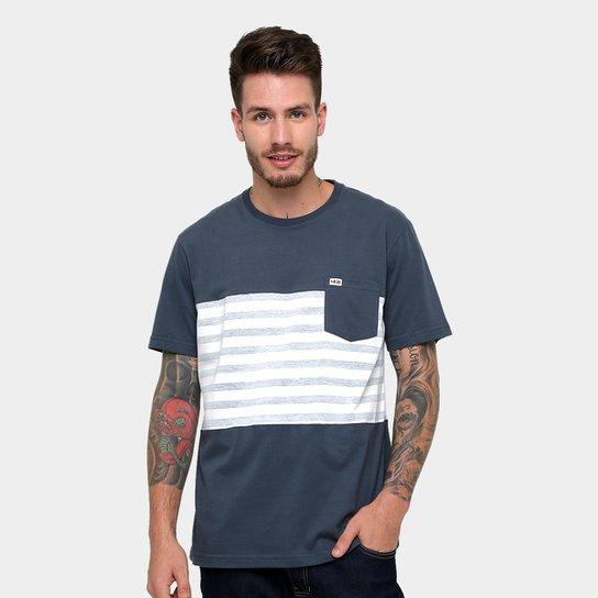 540204821638f Camiseta MCD Especial Core Stripes Masculina - Compre Agora