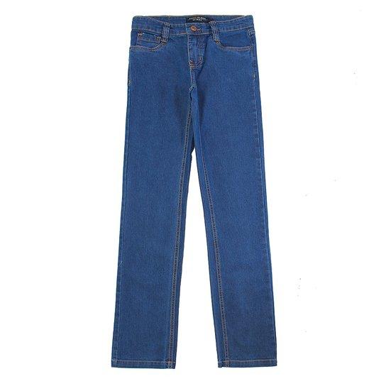 Calça Jeans Vr Kids Skinny Azul - Compre Agora  70720ad33a1