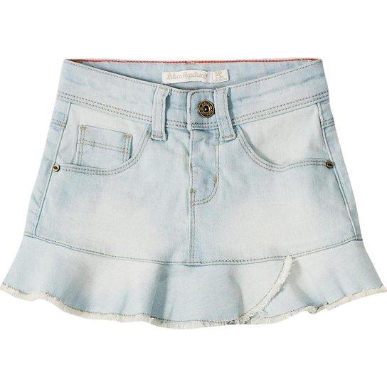 fbf1123241 Saia Bebê Jeans Lilica Ripilica - Compre Agora