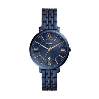 67410a2e3fe Relógio Fossil Feminino Jacqueline - ES4094 4AN ES4094 4AN