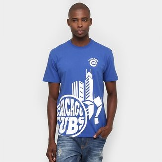 f5a92da23 Camiseta New Era Usa Cities 13 Chicago Cubs