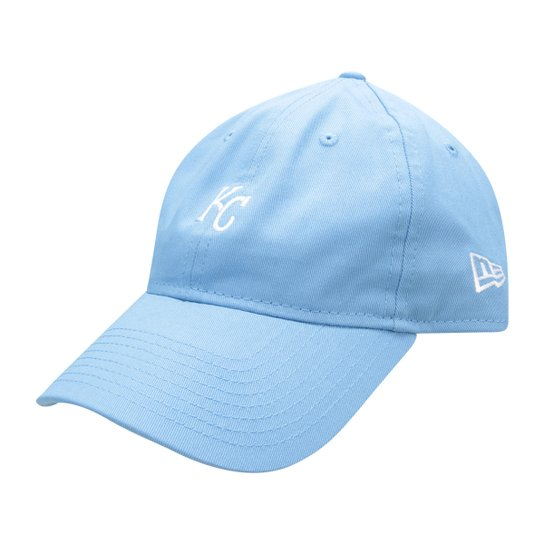 Boné New Era MLB Kansas City Royals Aba Curva Lic2041 - Compre Agora ... d0ee917295c