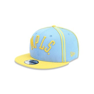 Boné 950 Los Angeles Lakers NBA Aba Reta Snapback New Era 91a973397c3