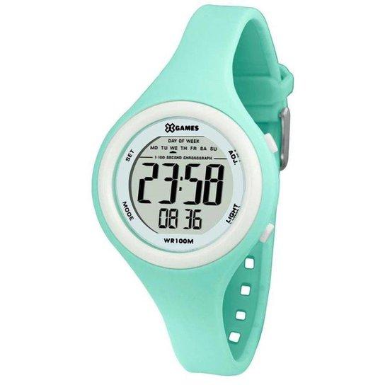 fe1aaa3ad21 Relógio Feminino Digital X-Games Xfppd038 Bxfx - Compre Agora