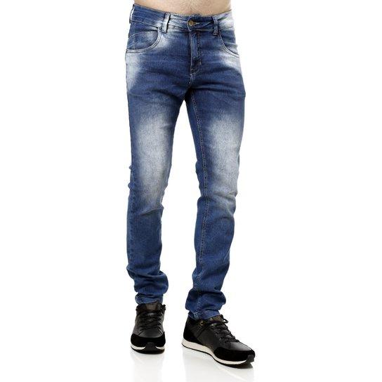 dcd241c74 Calça Jeans Masculina Rock e Soda Azul - Compre Agora   Zattini
