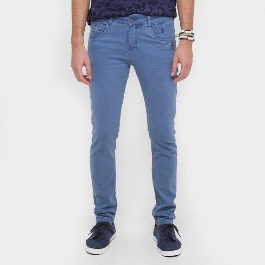 87f38d4bc Calça Jeans Skinny Rock & Soda Color Masculina - Compre Agora   Zattini
